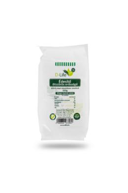 D-life 5x-es erősségő édesítő(eritrit+stevia) - mellékízmentes 500g