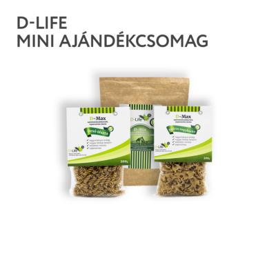D-life ajándékcsomag _ mini