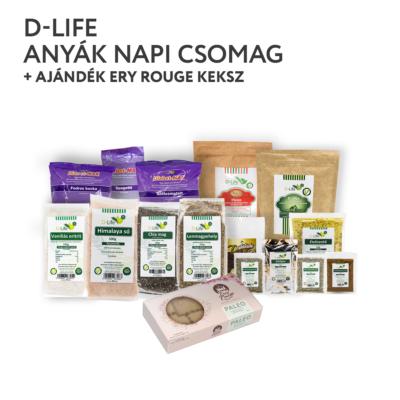 D-life anyák napi akciós csomag