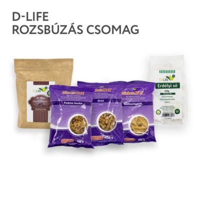 D-life rozsbúzás csomag
