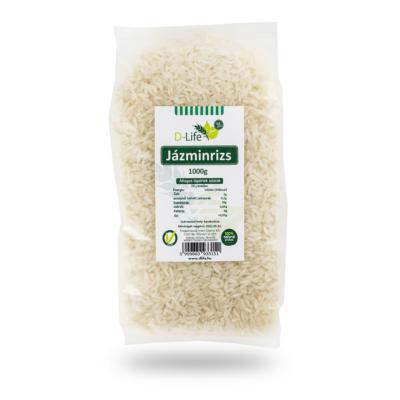 D-life Jázmin rizs  1kg