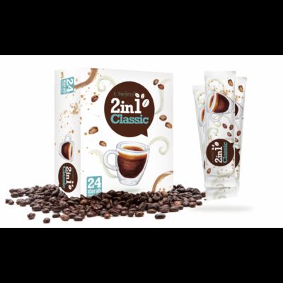 Il Perfetto 2in1 Classic - azonnal oldódó kávéspecialitás