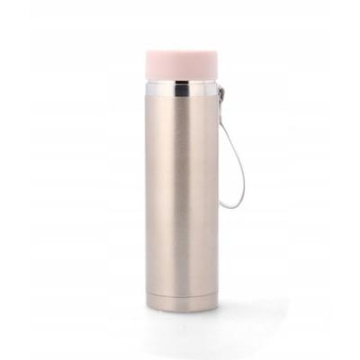 320 ml-es rózsaszín színű termosz
