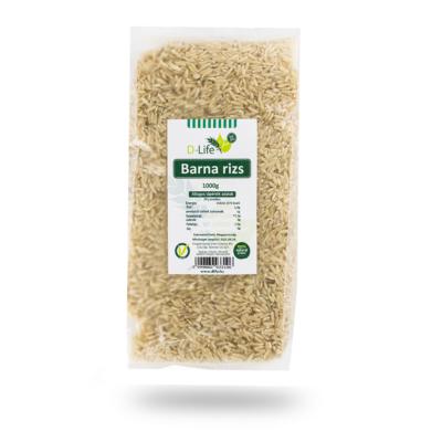 D-life Barna rizs 1kg