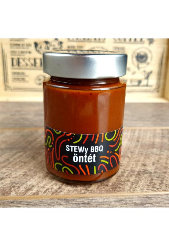 STEWy BBQ öntet 180g