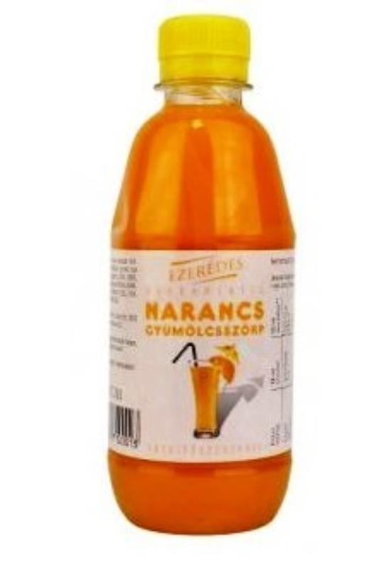 Sweetab narancs szörp cukormentes 330 ml