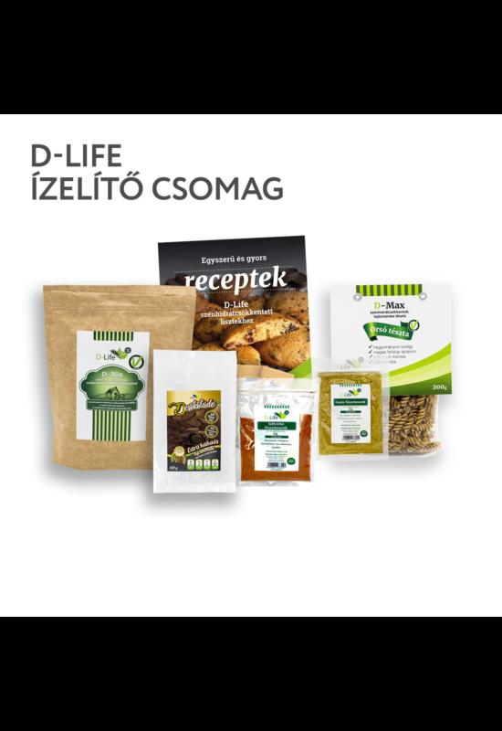 D-life csomag _ ízelítő