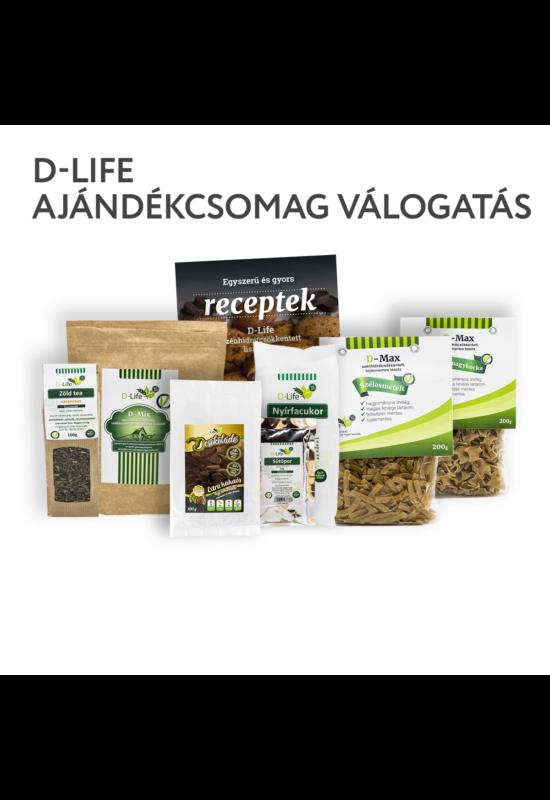 D-life ajándékcsomag - válogatás