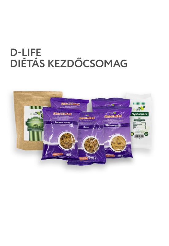 D-life diétás kezdő csomag