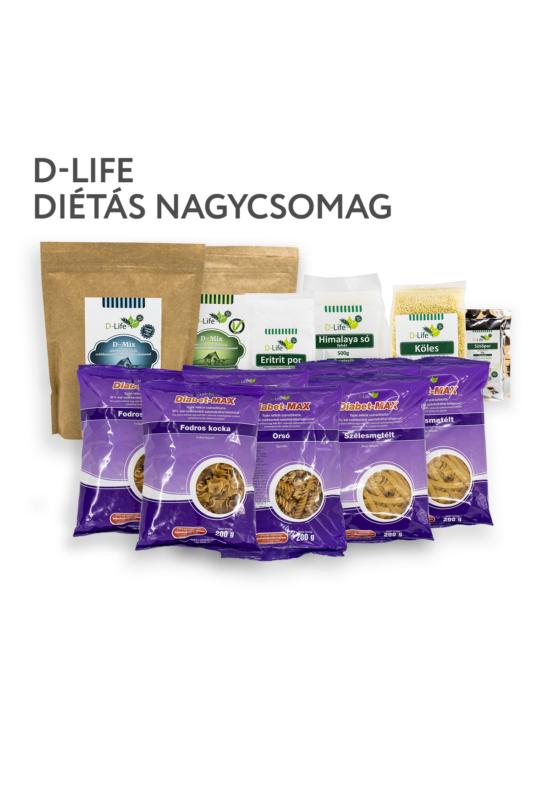 D-life diétás nagycsomag