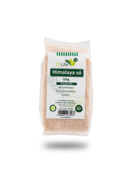 D-life Himalaya só rózsaszín  500g