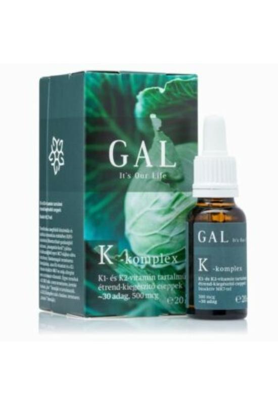 GAL K-komplex cseppek – 20ml