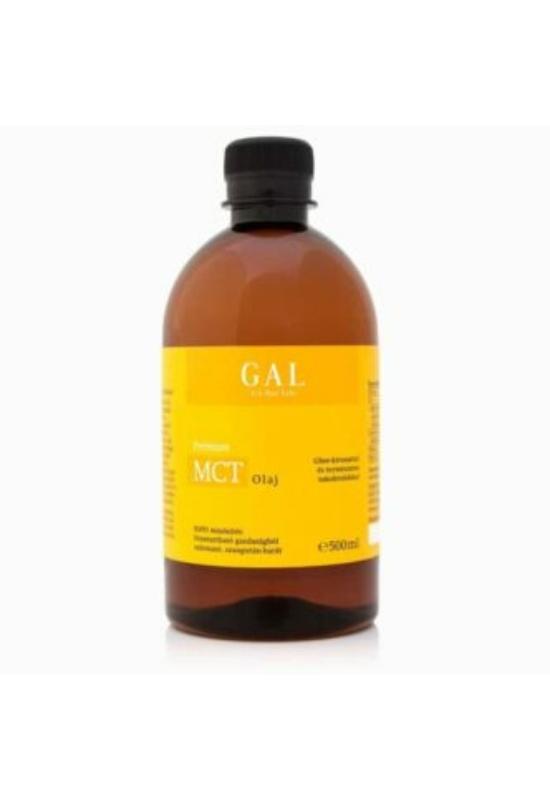 GAL MCT Prémium olaj – 500ml