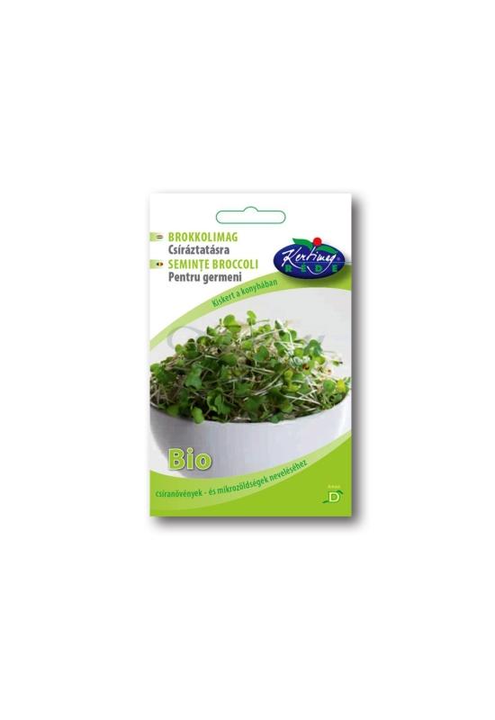 Réde bio brokkoli csíráztatásra 15 g